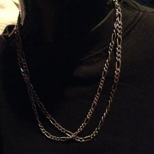 Beautiful Sterling silver chain